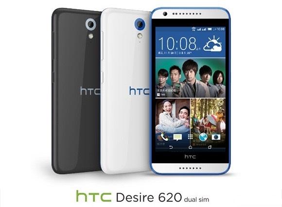 HTC Dresire 620 dual sim