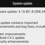 [Update] HTC One M7 – 4.4.2 KitKat