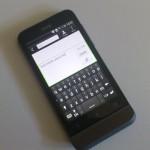 Test HTC One V