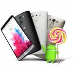 LG G3 dobiva Android 5.0 Lollipop ovaj tjedan