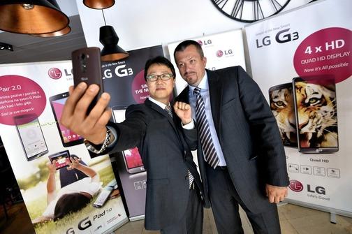 LG G3 Zagreb