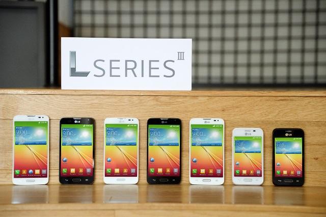 LG L serija