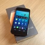 Test LG Nexus 4