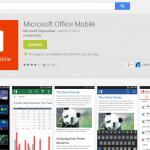 Microsoft Office besplatan za Android i iOS korisnike