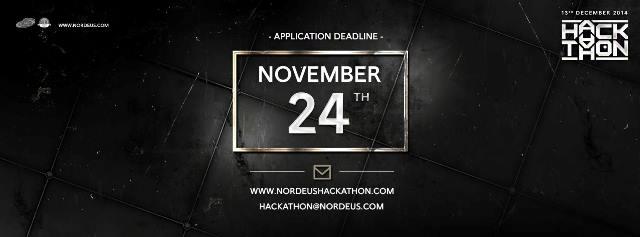 Nordeus Hackathon