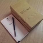 Test Samsung Galaxy Note 3