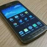 Test Samsung Galaxy S4 Active