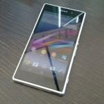 Test Sony Xperia Z1