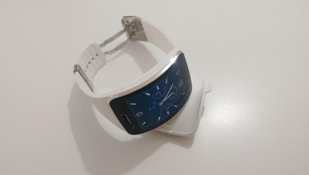 Test Samsung Gear S