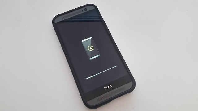 HTC One M8 update