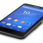 Predstavljen novi model: Sony Xperia E4