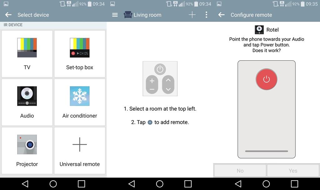 LG G Flex2 screenshot 2
