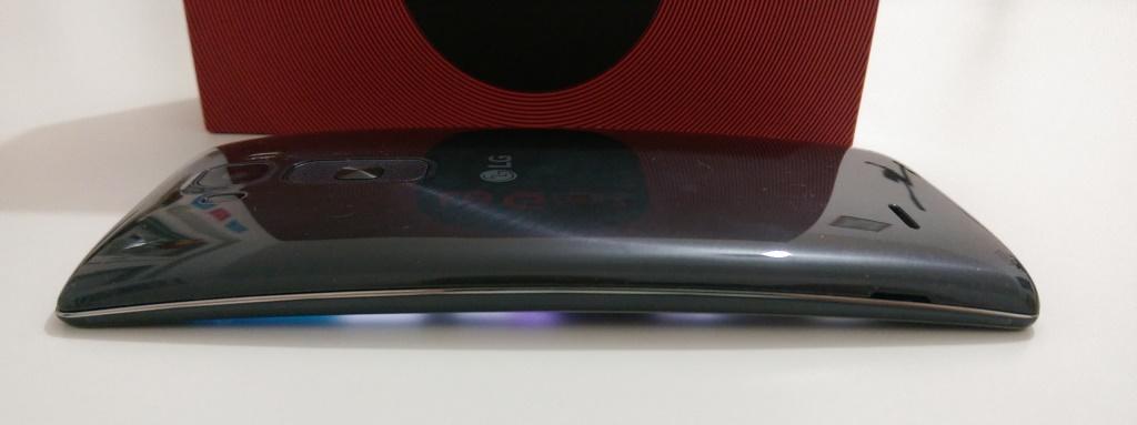 LG G Flex2 - test stražnja strana
