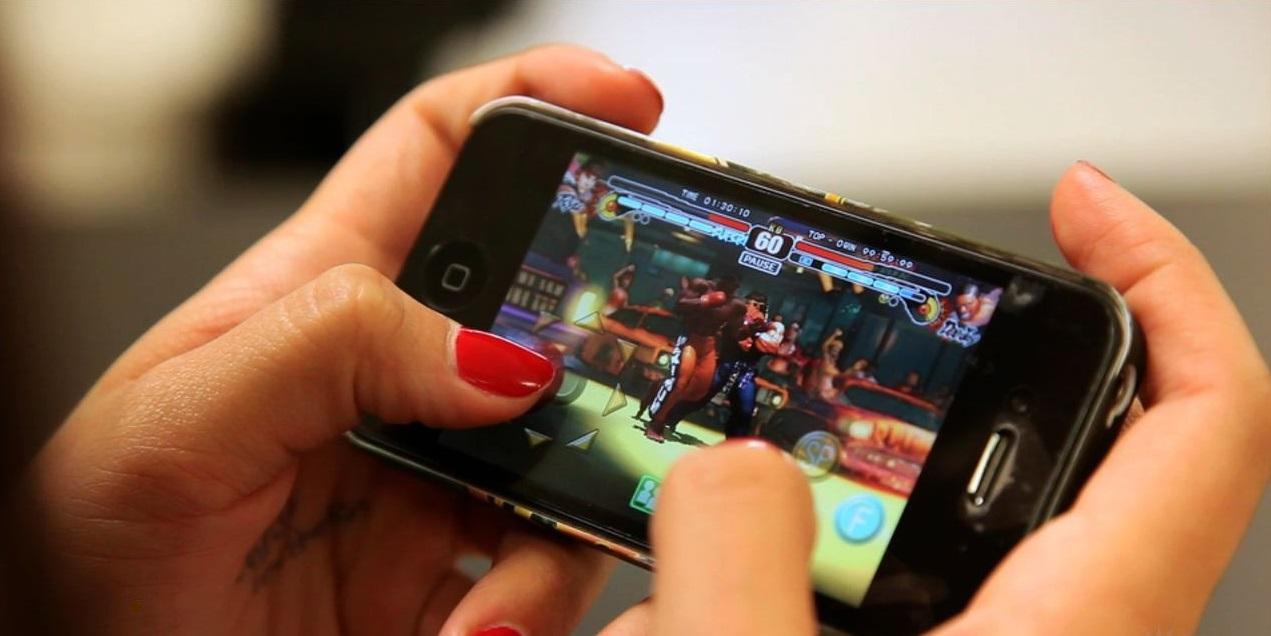 Mobilno igranje