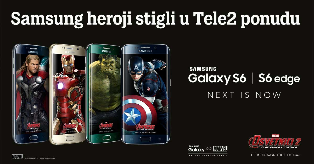 Samsung Tele2