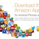 Instalacija  Amazon Appstore aplikacije na Androidu + promocija besplatnih igara