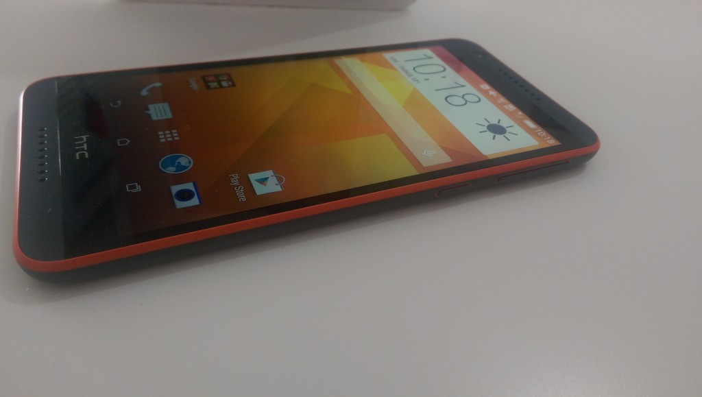 HTC Desire 820 strana