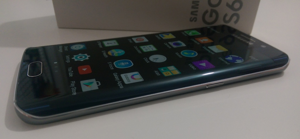 Samsung Galaxy S6 edge -2