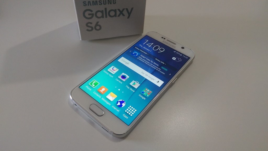Test Samsung Galaxy S6