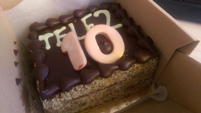 Tele2 torta