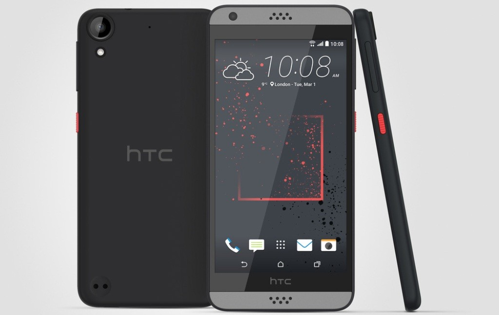 HTC Desire 530 - Dark Grey