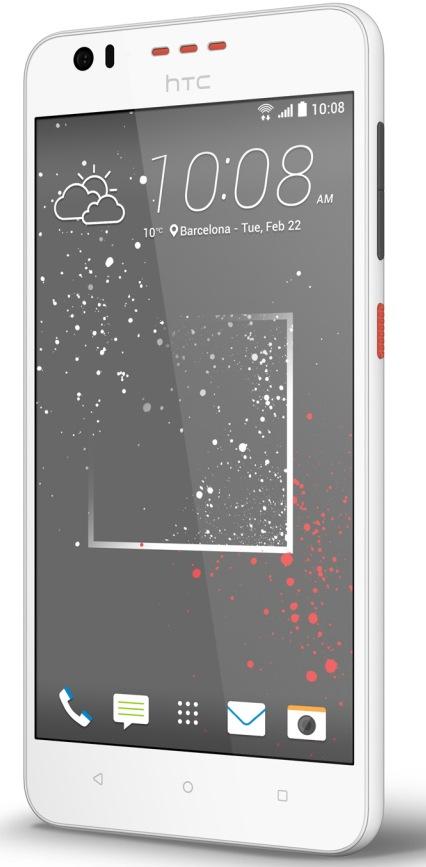 HTC Desire 825 Stratus White