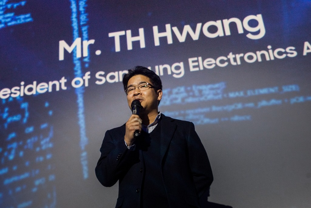 Predsjednik uprave TH Hwang