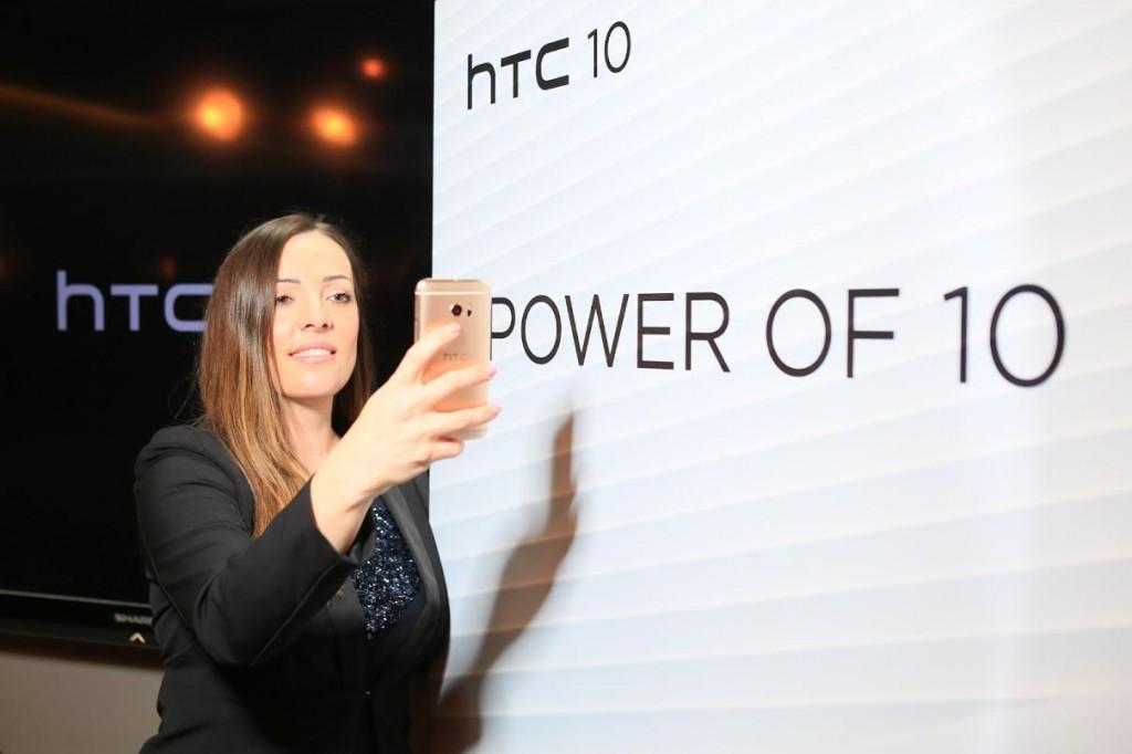 HTC 10 Petra Razic