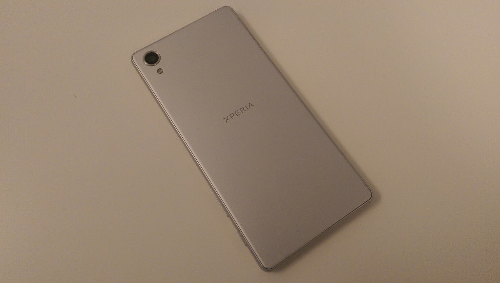 Test Sony Xperia X -5