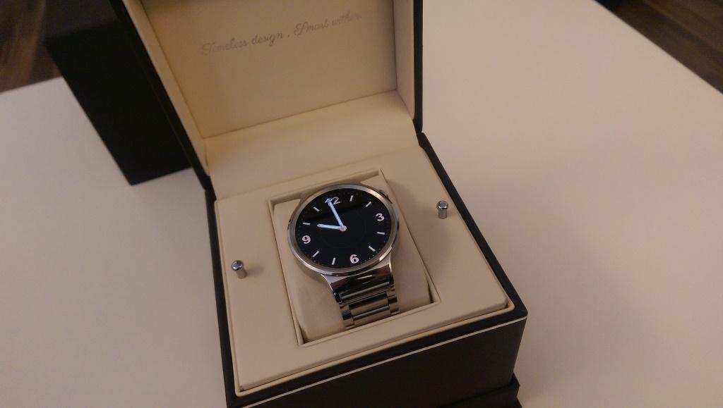 test-huawei-watch