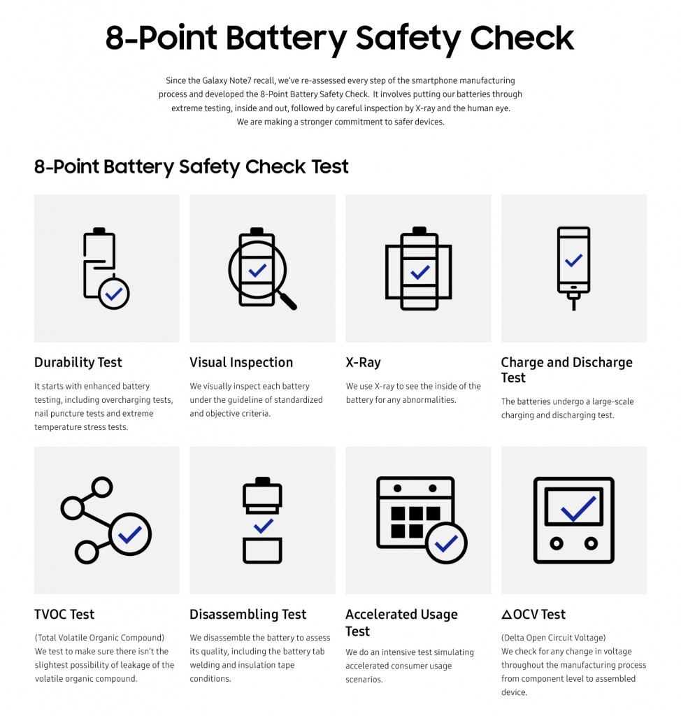 [Infographic] 8-point battery safety check