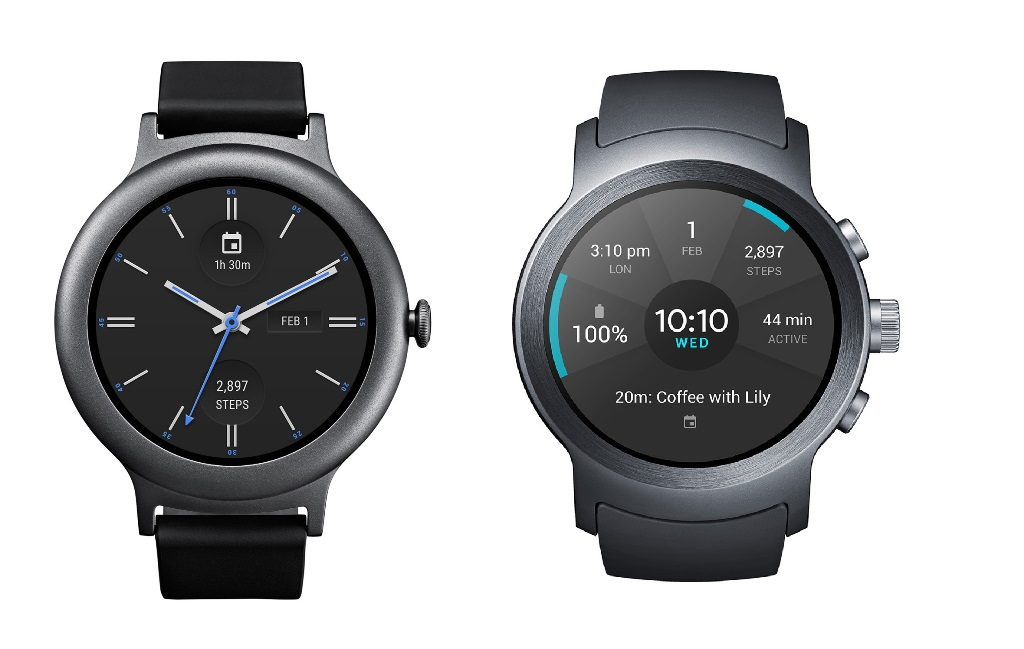 LG Watch Sport i LG Watch Style