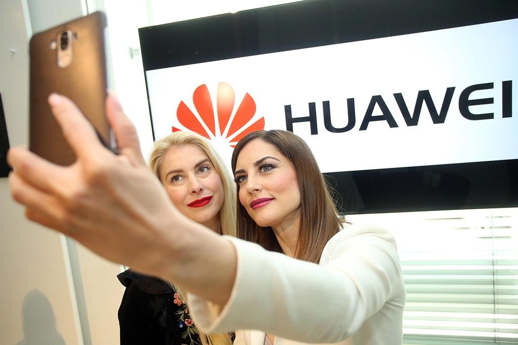 12.04.2017., Zagreb - Predstavljanje Huawei P10 i P10 Plus mobitela.  Photo: Goran Stanzl/PIXSELL