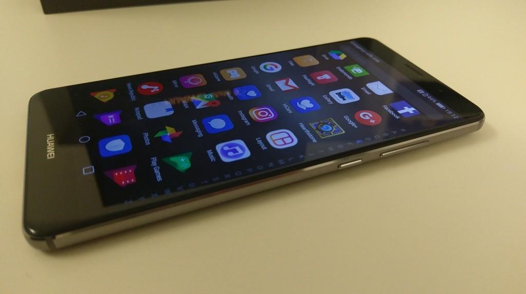 Test Huawei Mate 9 -1