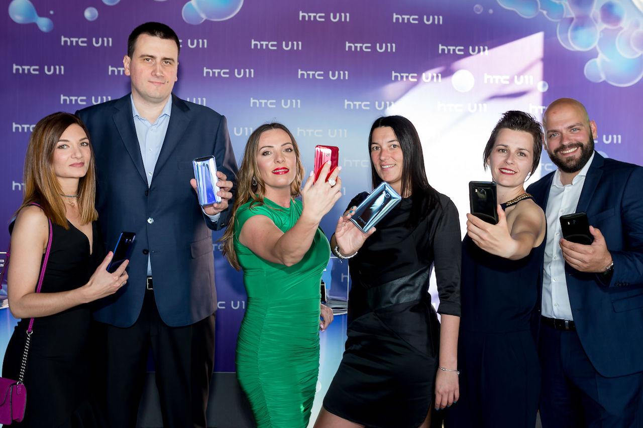 HTC U11 u Zagrebu