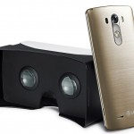 Predstavljeni LG G3 i Google Cardboard