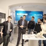 """Izložba """"Samsung kroz povijest mobilne telefonije"""""""