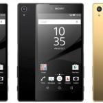 Sony predstavio  Xperia Z5, Xperia Z5 Compact i prvi 4K pametni telefon Xperia Z5 Premium