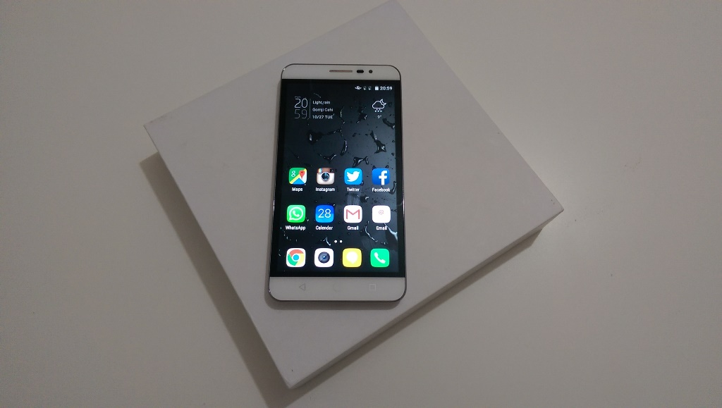 Test Coolpad Modena