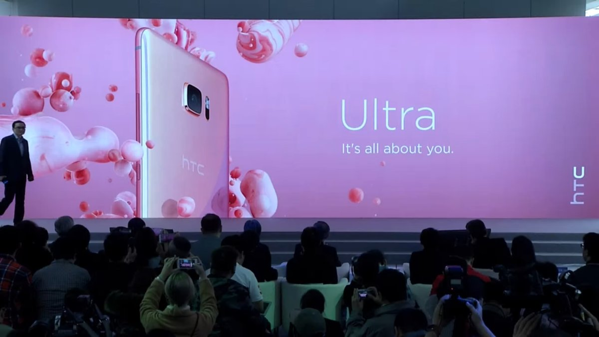 HTC U Ultra i U Play