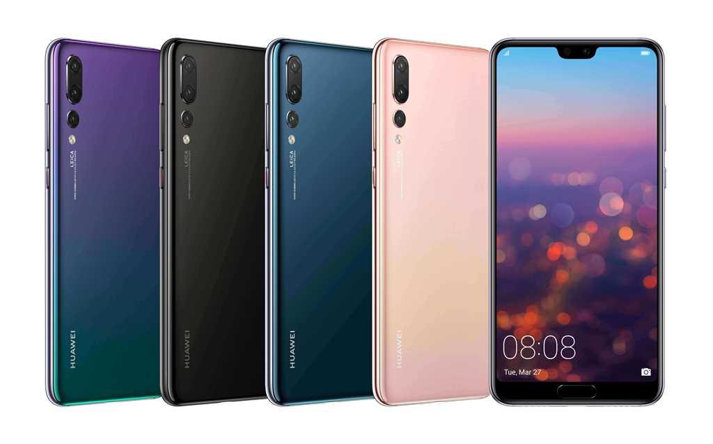 Huawei P20 Pro Tarjous